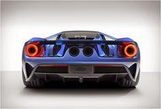 Yepyeni 2016 Ford GT | TeknOlsun