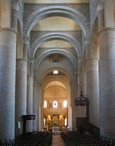 Tournus 43 - Liste der Kirchen und Klöster in Burgund – Wikipedia – Foto Urban