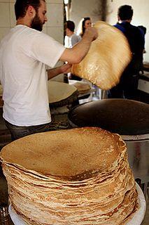 lebanese bread maker by @David Lebovitz, via Flickr