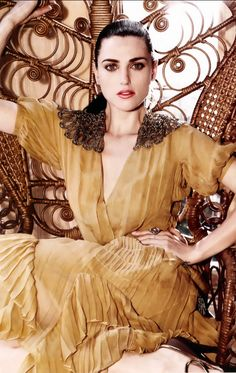 Katie McGrath would make a great Rohays