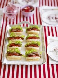 Baby BLTs recipe