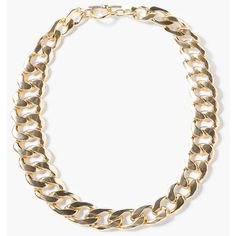 Chain Necklace ($23) ❤ liked on Polyvore