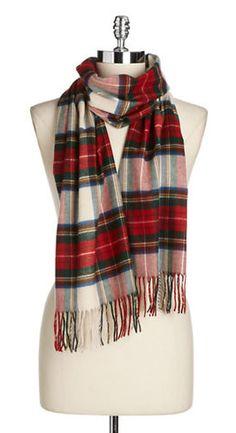 pretty winter scarf