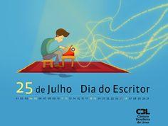 Blogue do Lado Avesso: Dia do escritor - 25.07
