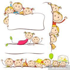 vector line drawing artwork cartoon children Free Cartoons, Mural Wall Art, Painting For Kids, Children Painting, Stick Figures, Cartoon Drawings, Line Drawing, Graphic Art, Vector Free