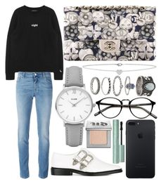 """""""229."""" by plaraa on Polyvore featuring CLUSE, Givenchy, Chanel, Toga, Accessorize and Urban Decay"""