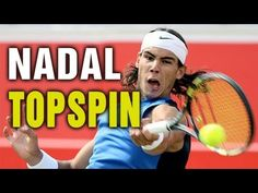 GET FREE LESSONS HERE: http://tomaverytennis.com/nadal Rafael Nadal has one of the most dominate topspin forehands on the ATP Tour. If you would like to lear...