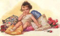ArtbyJean - Vintage Clip Art: VINTAGE CHILDREN
