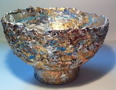 The Golden Bowl Tutorial - A Winter's Gift - from me to you. Please share with your crafty friends.