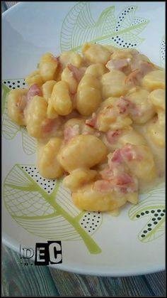gnocchis-crème-et-jambon-cookéo