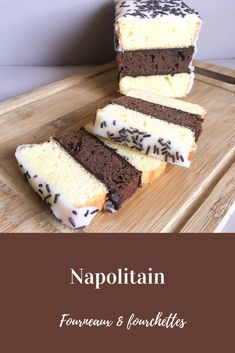 Napolitain Vanilla Cake, Tiramisu, Peanut Butter, Biscuits, Food And Drink, Cooking Recipes, Baking, Ethnic Recipes, Sweets