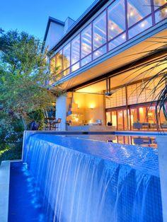 HGTV Ultimate House Hunt 2016 | Tour a Contemporary Lakefront Home in Austin, Texas | HGTV >> http://www.hgtv.com/design/ultimate-house-hunt/2016/waterfront-homes/waterfront-homes-lakefront-contemporary-in-austin-texas?soc=pinterest