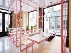 PNY Restaurant by CUT architectures, Paris – France » Retail Design Blog