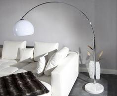 Booglamp vloerlamp - Big Lounge