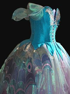 Rossetti Costumes & Bridal Gowns - Butterfly Princess Gown