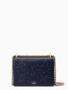I f*ing NEED this purse! Constellations that LIGHT UP?! Yes, please.