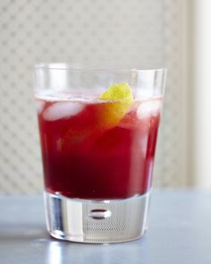 Urban Outfitters - Blog - On The Menu: Whiskey Cranberry Shrub