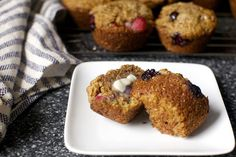 blue sky bran muffins by smitten, via Flickr