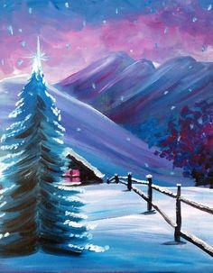 Winter at the Cabin Dec. 9th