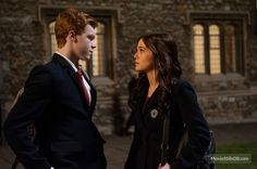 Vampire Academy - Rose and Mason <3
