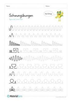 Arbeitsblätter Vorschule Deutsch – Rebel Without Applause Cursive Writing Worksheets, Alphabet Writing, Preschool Writing, Tracing Worksheets, Pre Writing, Kindergarten Worksheets, Worksheets For Kids, Writing Activities, Preschool Activities