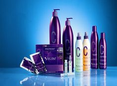 Tec Italy Hair Products-Pricey but my hair has NEVER been soooo healthy!
