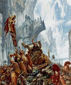 1b.jpg - Warhammer Dwarf Artwork - Gallery - Bugmans Brewery - The Home for all Warhammer Dwarf Fans