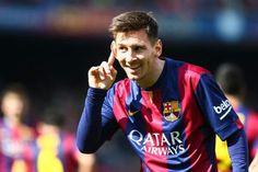 22 November 2014: Messi 7 gol - CR7 20 gol 8 Maret 2015: Messi 30 gol - CR7 30 gol [sport] #fcblive