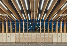 Sportzentrum in Sargans - Blue Architects