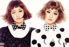 AOA's Hyejeong and Seolhyun for CeCi February 2013