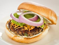 Black Bean Burgers with Cheddar and Jalapeno