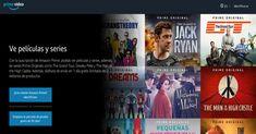 Prueba 1 Mes Amazon Prime Video Tom Clancy, Smart Tv, Video Gratis, Twitch Prime, High Castle, Amazon Video, Grand Tour, Prime Video, Videos