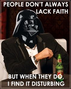thesochillnetwork:    People don't always lack faith…