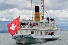 Opera House, Boat, Building, Travel, Geneva, Swiss Guard, Dinghy, Viajes, Buildings