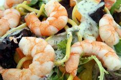 Prawn, Seafood, Shrimps, Protein