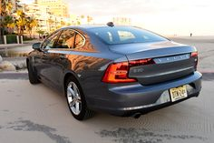2017 Volvo has enough Style to make Tech Sexy - Infotainment Experts Volvo S90, T5, Sexy Cars, Metallic, Floor, Gray, Luxury, Style, Grey