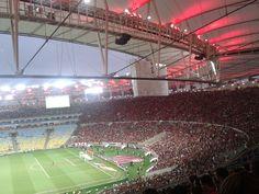 Estádio do Maracanã, Rio de Janeiro/RJ - Brasil