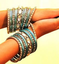 Indian style stacking ♥✤ | Keep the Glamour | BeStayBeautiful
