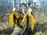 Not many kids squirrel hunt anymore