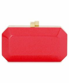Odette e Odile セルプイ マリー/Serpui Marie ラウラクラッチ / red clutch on ShopStyle