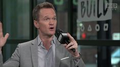 """Neil Patrick Harris Discusses """"Lemony Snicket's A Series of Unfortunate ..."""