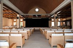Excellence Playa Mujeres theater  by mdwelch, via Flickr