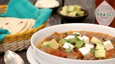 Sopa de Fideo Recipes TABASCO.COM