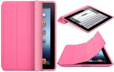 Apple iPad Smart Case Polyurethane (Pink) MD454LL/A for iPad 2, 3,4 #Apple