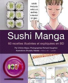"""Le sushi, plat emblématique de la cuisine japonaise et icône de la tendance """"world food"""", nous vient en bulles !!"""
