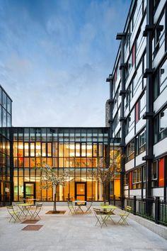 Paul Sivadon Institut - Day care Psychiatric Institution, Parigi