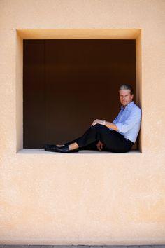environmental executive portrait    photo: nicole scarborough