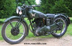 1940 Matchless G3 Military 350cc OHV
