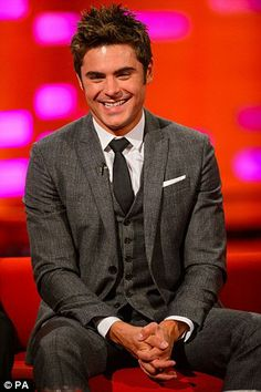 Zac and Seth on The Graham Norton Show ~ Taped April 24, 2014. Aired on April 25, 2014.
