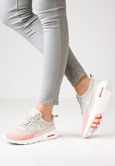2c0e4ed837 AIR MAX THEA ULTRA - Sneaker low - light iron ore/light bone/atomic pink -  Zalando.de